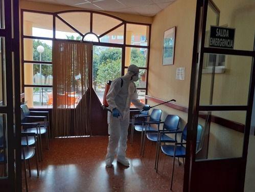 Las residencias medicalizadas por la Junta quedan libres de #COVID19