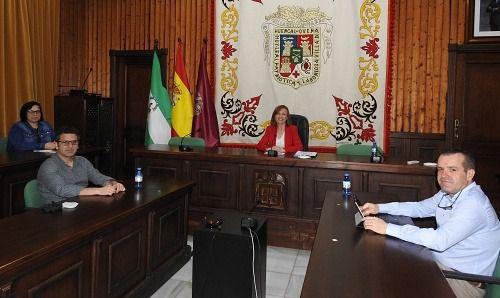"""El PSOE ve """"intereses ocultos"""" en la moción de censura que les quitará la Alcaldía de Huércal Overa"""