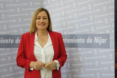 La alcaldesa de Níjar avisa de las consecuencias de los bulos sobre ayudas a inmigrantes