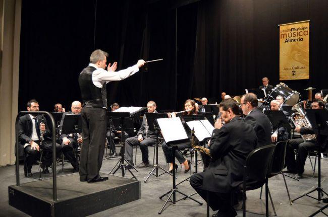 La Banda Municipal de Almería invita a cantar pasodobles populares