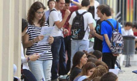 Más de 7.100 plazas en las Escuelas Oficiales de Idiomas de Almería