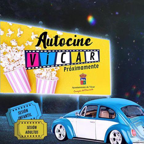 El luto retrasa la inauguración del Autocine de Vícar