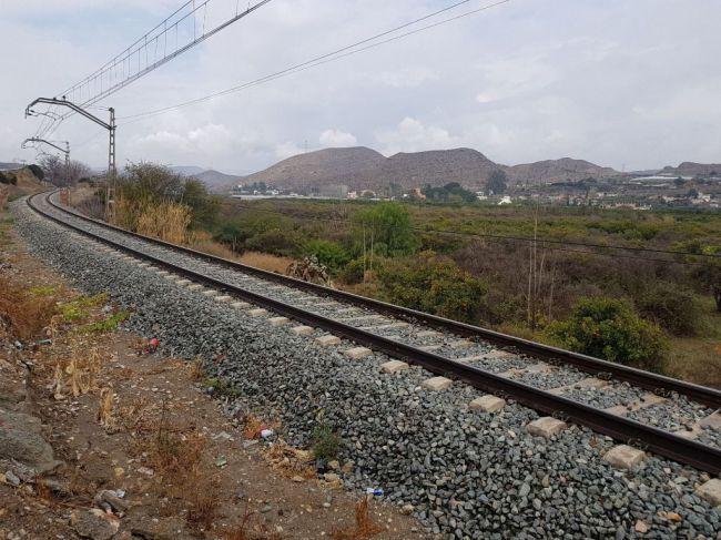 La Mesa del Ferrocarril vuelve a pedir un corredor ferroviario en el Poniente