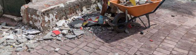 Pide 31.000 euros de indemnización al Ayuntamiento de Almería por una caída que nadie vio