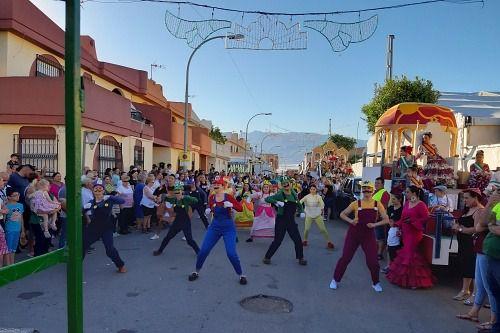 Suspendidas las fiestas de Puebla de Vícar por el #COVID19