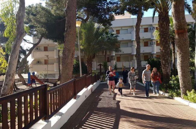 La Residencia de Tiempo Libre de Aguadulce reabre el 1 julio para 570 personas