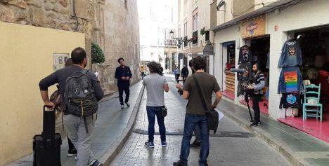 Diputación lleva a doce municipios la exposición 'Almería, tierra de cine'