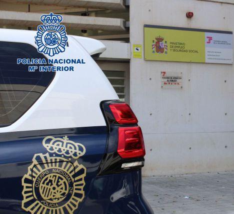 Dos empresario del transporte detenidos por fraude a la Seguridad Social