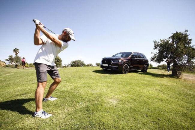 'Costa de Almería' se promociona en cinco torneos de golf a través de Movistar +