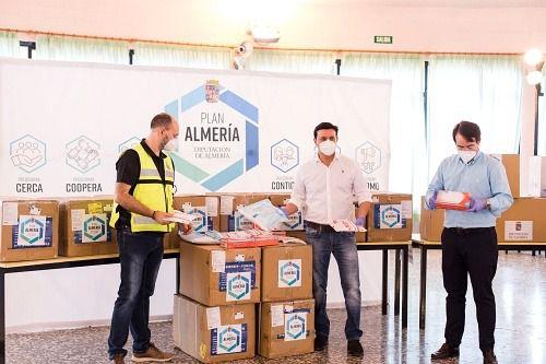 Protección Civil de Diputación realiza cerca de 1.500 actuaciones en el estado de alarma