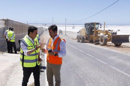 Diputación mejorará la red de Caminos Municipales de Vícar, El Ejido y Arboleas