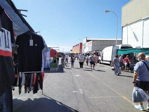 El Mercadillo De La Puebla Abre Ya En Su Totalidad El Domingo
