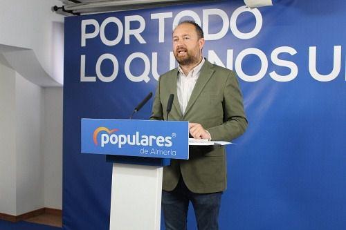 """Herrera destaca que """"el PP es el partido del municipalismo"""""""