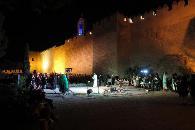 La Alcazaba acoge este martes 'Juana, la reina que no quiso reinar'