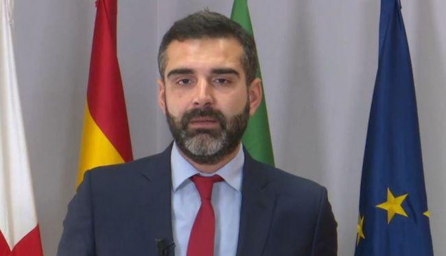 """Los ayuntamientos son """"diques de contención"""" contra el #COVID19 dice el alcalde en el Parlamento"""