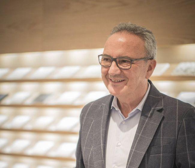 Cosentino es el empresario andaluz que más confianza genera en España