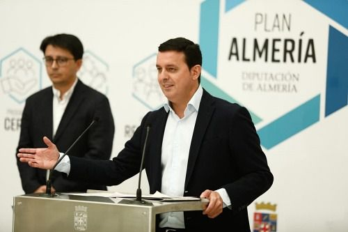 Diputación invierte 2,6 millones de euros en 88 municipios para crear empleo en la construcción