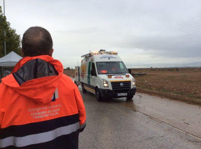 Fallece un hombre en un accidente de tráfico en Los Gallardos