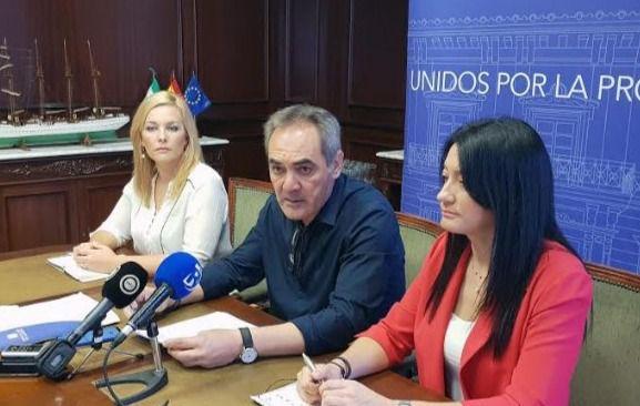 El PSOE critica que López acuda a la Diputación a hablar contra el Gobierno de España