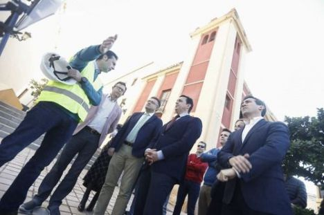 El Ayuntamiento de Berja centralizará los Servicios en una nueva nave