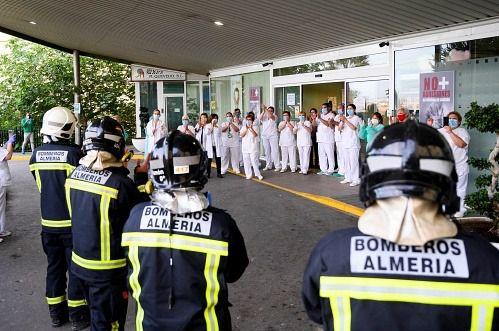 36 agresiones a sanitarios en Almería a pesar del #COVID19