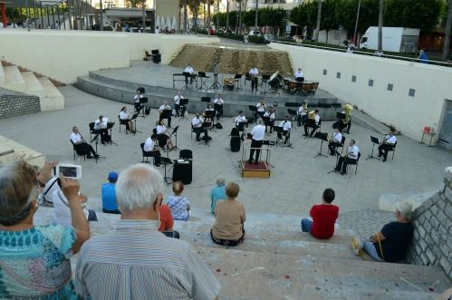 La Banda Municipal continúa su programa de inspiración europea