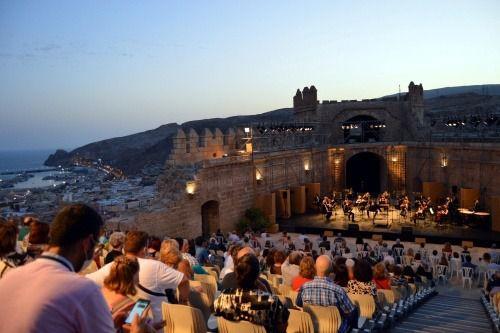 La Filmoteca de Andalucía proyecta en la Alcazaba de Almería 'El reportero'