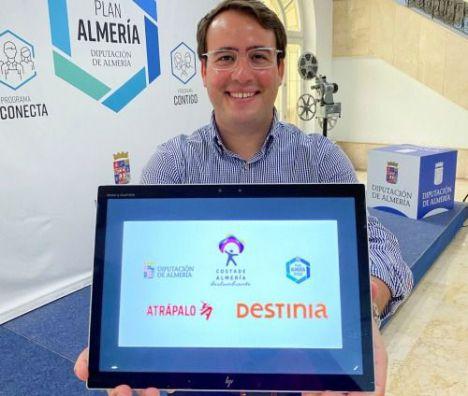 Promoción internacional de Costa de Almería en El Corte Inglés