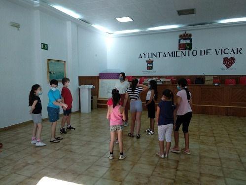 El viernes se clausura la Escuela de Verano de Vícar