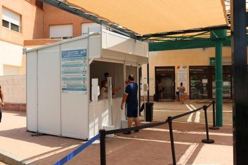 285.000 actos sanitarios en el Hospital de Poniente en la primera mitad del año
