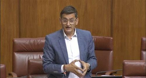 El PSOE acusa a Moreno Bonilla de no tomar medidas frente al #COVID19
