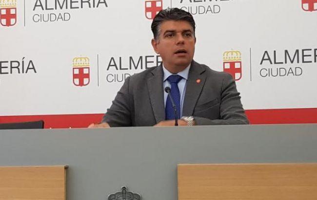 """Cs habla de """"oscurantismo"""" en la paralización de la obra del paseo marítimo de Almería"""