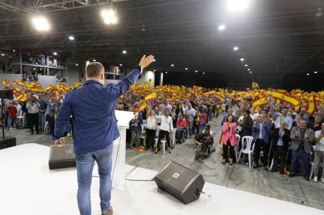 Vox celebrará elecciones internas en Almería