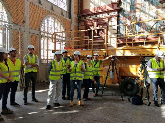 Adif inicia la segunda fase de la rehabilitación de la estación histórica de Almería