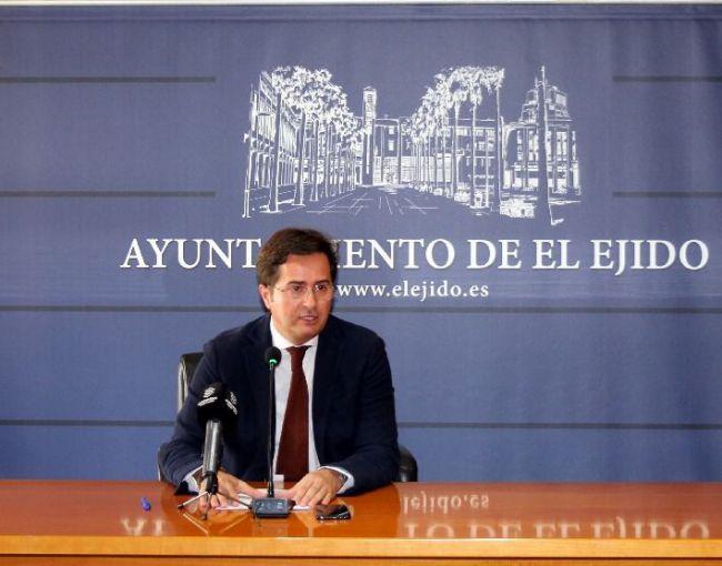 El alcalde de El Ejido desaconseja la peregrinación a Dalías por seguridad