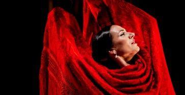 El nuevo espectáculo de Anabel Veloso en la Bienal une Flamenco y Fado