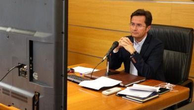 El alcalde de El Ejido se queja de que el Gobierno les impida usar el superávit contra el #COVID19