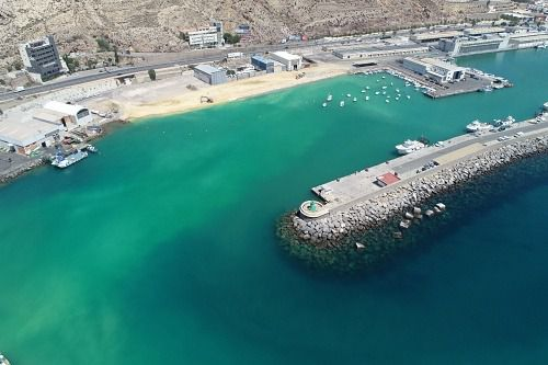 UTE Acciona-Aima redactará el proyecto de ampliación del Muelle de Pechina
