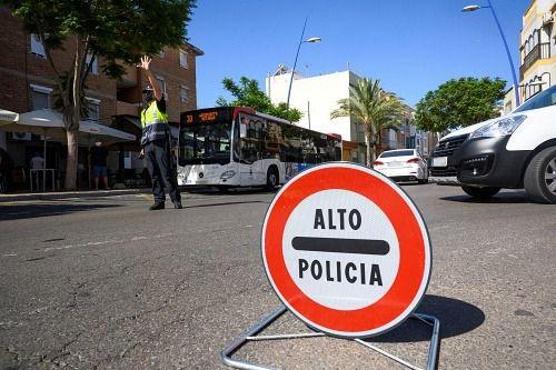 Detenido por un apuñalamiento en El Zapillo