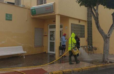 Brote de #COVID19 en una residencia de Vícar con 18 contagiados