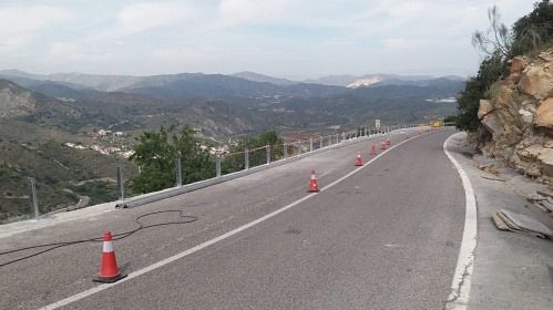 El Gobierno contrata la conservación y explotación en carreteras de Almería por 10,4 millones