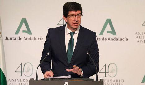 La Junta plantea un acuerdo para reclamar el Corredor del Mediterráneo