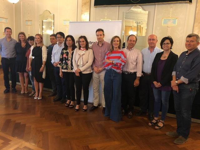 El Plan Estratégico Local de Almería 2030 dirige su mirada hacia el mar en la mesa de 'Economía Azul'