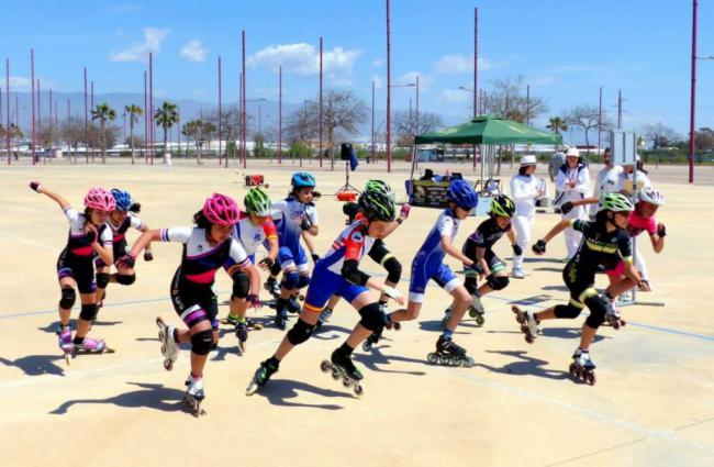 Los más rápidos en el patinaje se reunirán en el V Trofeo de Velocidad Ciudad de Almería