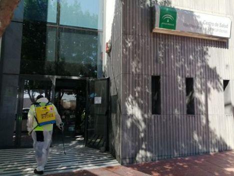 45 contagios de #COVID19 en Almería y 172 curaciones