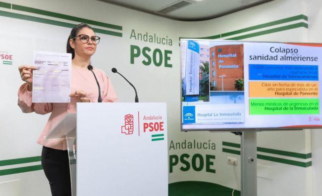 El PSOE habla de 'ola de dimisiones' por el #COVID19 en la sanidad almeriense