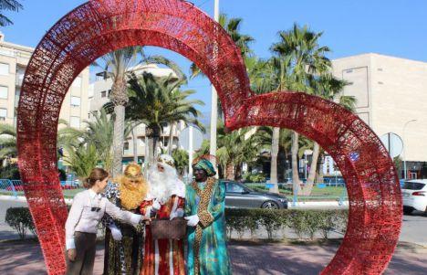 El Ayuntamiento de EL Ejido busca ayudantes para videollamadas con los Reyes Magos