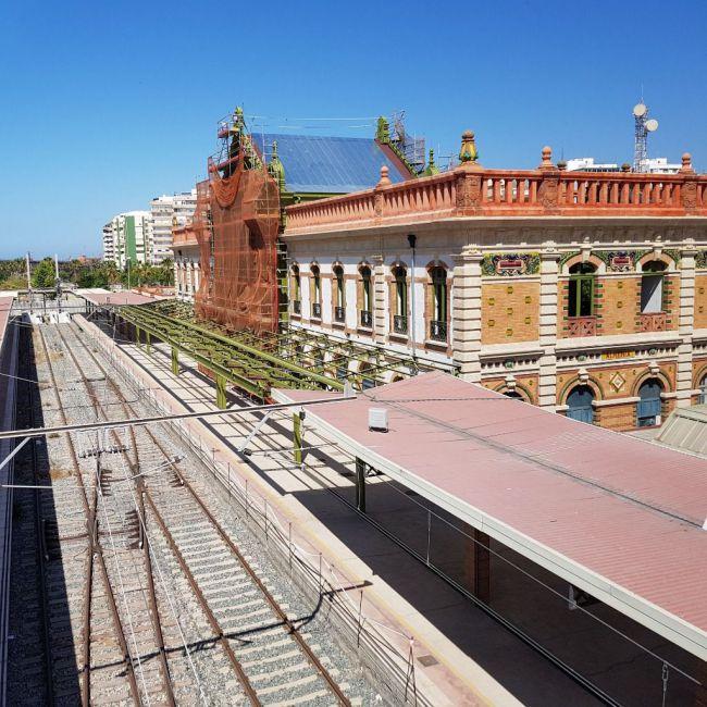 Ni Adif ni Transporte responde a la petición del alcalde de cesión de la antigua Estación