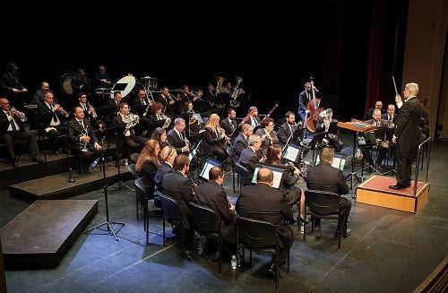La Banda Municipal de Música de Almería vuelve a actuar este jueves