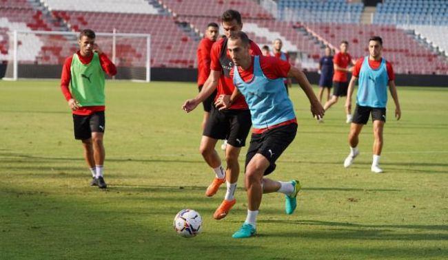 Activación física y concentración antes de afrontar el partido